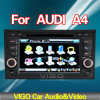 7 '' Radio-GPS Navigation des HD Auto-DVD für Audi A4