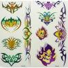 Etiqueta do corpo do tatuagem (YW0018)