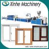2016 Sale&#160 chauds ; Ligne en plastique de production à la machine d'extrudeuse de profil en bois de porte