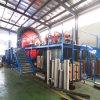 Машина заплетения стального провода 128 несущих для шланга металла