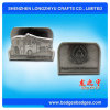 Direct Supply 3D Car Card Holder, Die Casting Zinc Alloy Metal Card Holder of Plated Antique Silver