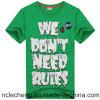 T-shirt imprimé du comité technique des hommes de qualité