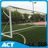 Metallfußball-Ziele für Training, amtliche Größen-AluminiumTorpfosten für Verkauf