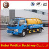 JAC 5000L Vacuum Sewage Suction Truck (RHD of LHD)