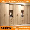 Oppein Melamine Wood Closet Wardrobe com Drawers (YG11214)