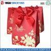 Wedding красный бумажный мешок Pacakging подарка