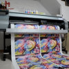100GSM Sublimation Sticky 또는 Tacky Sublimation Transfer Paper
