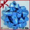Proue métallique d'étoile de Noël de bande du cadeau pp de clinquant de fabrication