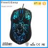 Nouvelle souris Gamer d'ordinateur de câble de Gamer d'exposition d'OEM LED de Shenzhen de prix usine de conception par souris