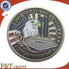 Muntstukken van de Herinnering van de Adelaar van de Uitdaging van het Metaal van de douane 3D Militaire (FTCN1992A)