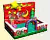 Videur gonflable commercial Funcity de Joyeux Noël avec le prix inférieur d'usine