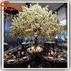 Árvore branca artificial da flor de cereja da decoração do casamento