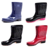 Gumboots curto para mulheres