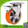 Schwenker 6inch mit Bremsen-Hochleistungslaufkatze-Rad-Fußrolle