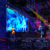 HD P4 cubierta a todo color de la exhibición de publicidad Producto
