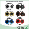 Mini Flexiable Wireless Bluetooth Stereo Headset Headphone voor iPhoneHTC LG van Samsung