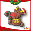 De Elanden van de Kerstman van de Magneet van de Koelkast van Kerstmis van de Giften van de bevordering (rc-CR019)