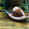 Pipe de fumage en bois de bonne qualité de Weed de pipe de tabac de type créateur