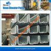 Höhenruder-Bauteil-Führungsleiste für Aufzug