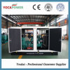 conjunto de generación diesel insonoro 120kw/150kVA