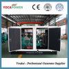 groupe électrogène diesel d'engine insonorisée du pouvoir 120kw/150kVA