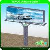 Anti-choque e corrosão Outdoor Advertising Billboard Outdoor Billboard Frame
