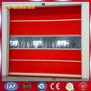 Puerta rápida de alta velocidad industrial del obturador del rodillo (YQRD007)