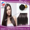Silk прямое бразильское выдвижение человеческих волос девственницы Remy (HSTB-A042)