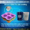 Silicone liquido della maturazione RTV2 del platino delle muffe di cottura del silicone