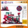 Vasia 2016 scherzt im Freienspielplatz-Gerät (VS2-160107A-32)