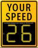 [كتوم] رادار [لد] سرعة إشارة, [إيب] 65 رادار سرعة إشارة, جانبا شنغهاي [نومبرون] إشارات, إشارة صاحب مصنع