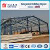 Capannone della struttura d'acciaio della Sharjah