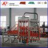 Máquina de fabricación de ladrillo automática llena de la construcción de edificios Qt4-20