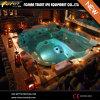 Tina caliente del diseño del BALNEARIO opinión al aire libre especial de la piscina de la buena