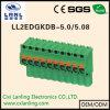 Ll2edgkdb- 5.0/5.08 Pluggable 끝 구획 연결관