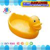 Asilo di plastica dei giocattoli dei bambini del piatto dell'acqua della sabbia dell'anatra del gioco di divertimento del giardino (XYH-12083-5)