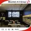 Étalage polychrome d'intérieur de vente chaud de l'Afficheur LED P4