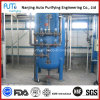 Filtre d'eau industriel de sable de medias multi