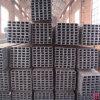 Aço ASTM A36 da canaleta em U, aço labiado da canaleta de C, Purlin de aço de C