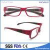 여자의 Optical Popular Shape Designer 가득 차있는 Rim Flexible Hinges Eyeglasses