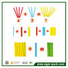 Gutes Selling Montessori Colorful Wooden Education Toy für Training Math