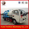 Dongfeng 2000L Sewage Suction Truck