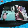 Catálogo de encargo de la impresión de la alta calidad, folleto, compartimiento
