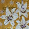Jogo do mosaico do trabalho de arte do corte da mão da flor do mosaico