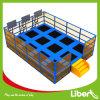 Grand parc d'intérieur de trempoline de fabricant professionnel avec le basket-ball