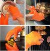 Перчатки кухни силикона качества еды Gl-004 Mutifunctional теплостойкNp