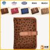 Al por mayor Mejor-Vender el portatarjetas de cuero del leopardo