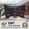 Sofá público del pasillo del área del hotel nuevamente creativo del diseño (EMT-SF04)