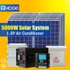 Moge Best Price 5000W Mini Home Solar Power Lighting System