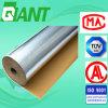 Papel de Kraft del lienzo ligero del papel de aluminio (F S K)